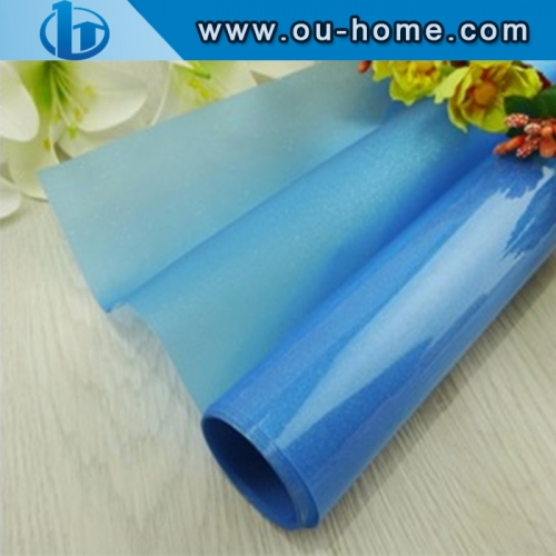 Translucent Building Decorative Colored Window Tint Glass Film