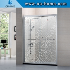 PET Material Protective Film For The Bathroom Shower Room