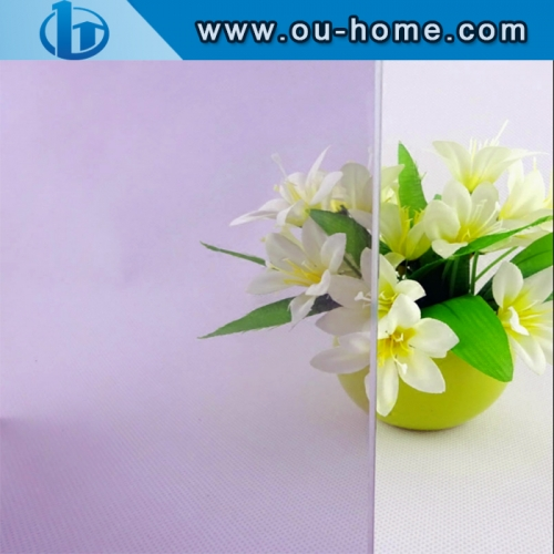 PVC Non-pollution Glass Film New Tinting Frosted Decorative Privacy Window Film