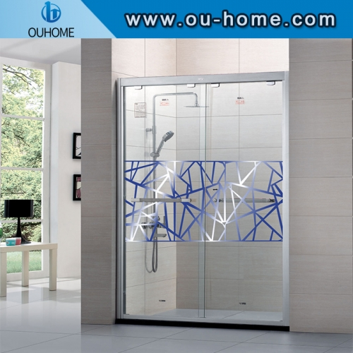 Bathroom Explosion-proof Membrane Protective Film For The Bathroom Shower Room Cabin