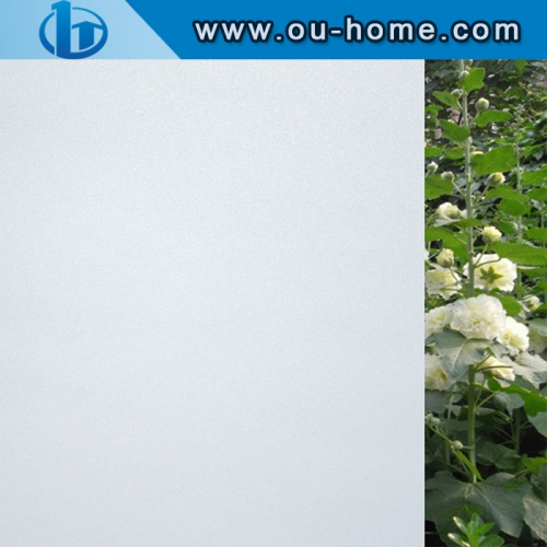Frosted Glass PVC Decorative Film Tinting Window Film With Factory Price