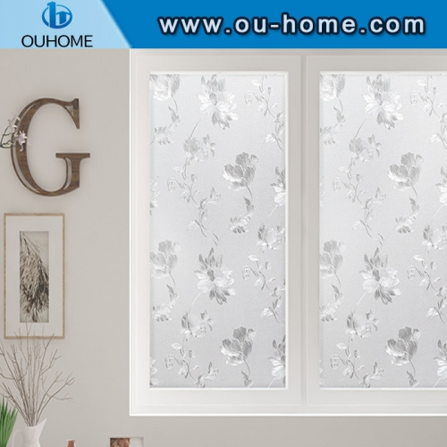 H612 3D Decorative Privacy Static Glass Film