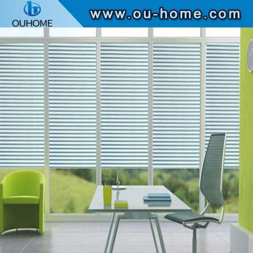 BT837 Stripe deco office window frosted glass sticker