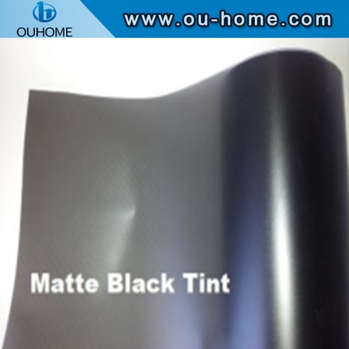 BT117 Tinting Self-adhesive Decorative PVC Material Glass Film