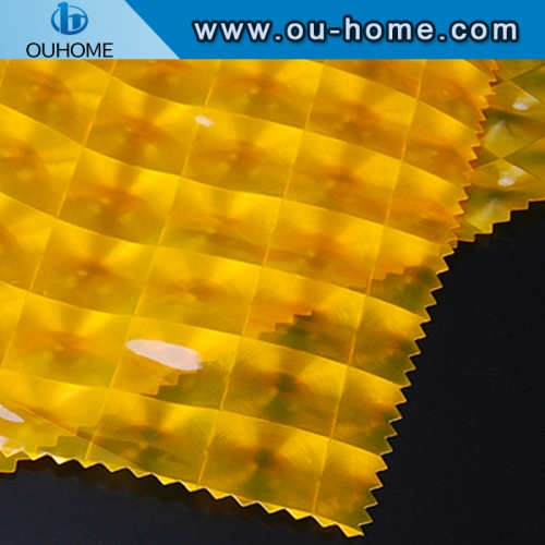 BT927 3D cat eye cold laminating decorative film
