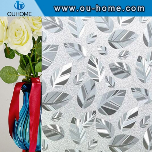 H16306 Glue-free opaque waterproof decorative static film