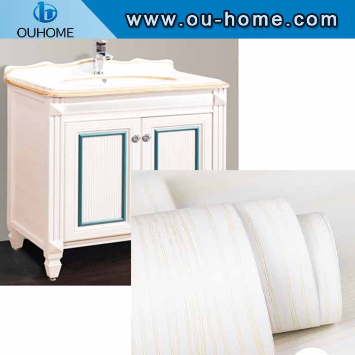 Cabinet wood grain decorative sticker maker