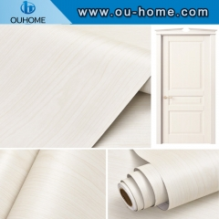 Furniture self-adhesive wood grain decorative film