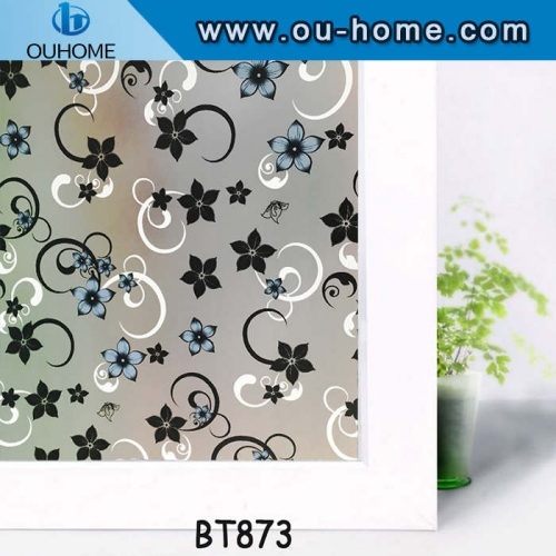 BT873 PVC stained glass safety film