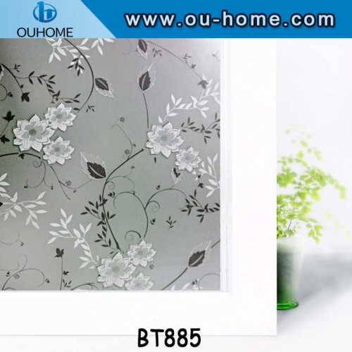 BT885 Colored window tint security film