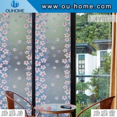 9103 PVC Translucence stained glass stickers