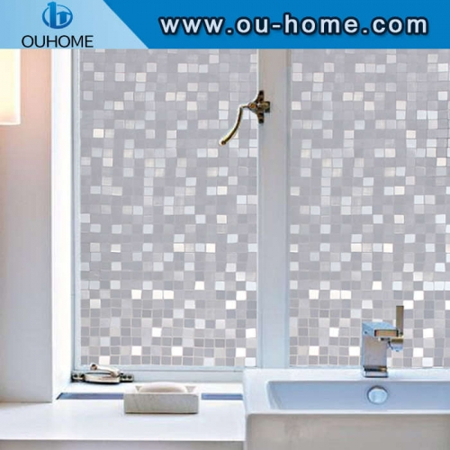 H087 For room partition decorative glass window film