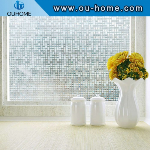 H101 PVC Static Frosted Window Film