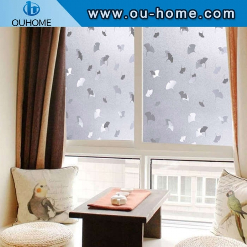 H086 Blackout static window film